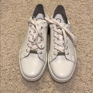 Calvin Klein Danica Nappa Sneakers